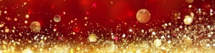 golden-christmas-decorations-and-lights-on-red-vector-banner-background-800x200