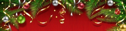 abstract-christmas-decorations-on-red-banner-background-800x200