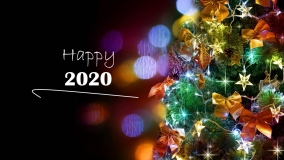 colorful-new-year's-eve-2020-with-christmas-tree-ornaments-on-black-hero-header-background-hd-1920x1080