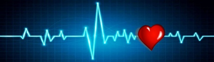 medical-banner-with-red-heart-and-cardiac-health-monitoring