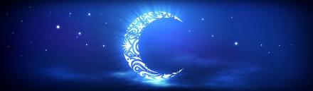 new-moon-of-ramadan-and-blue-sky-artistic-web-header