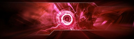smart-tech-design-in-red-abstract-style