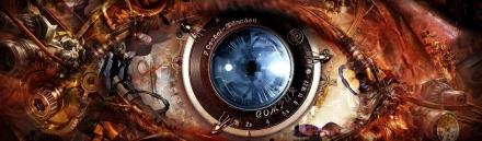 technology-header-with-mechanical-eye-design