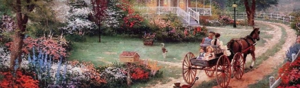 beautiful-flowering-home-garden-and-horse-carriage-painting-web-header_size-1024x300